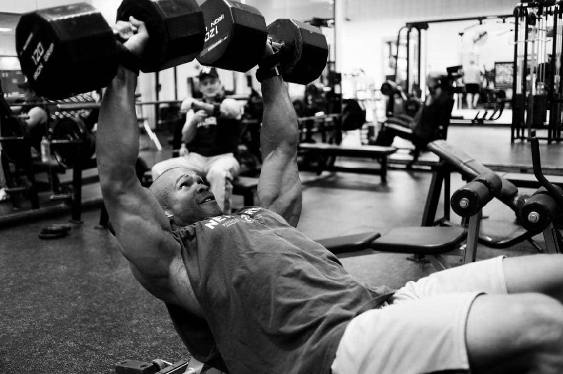 bench press workouts